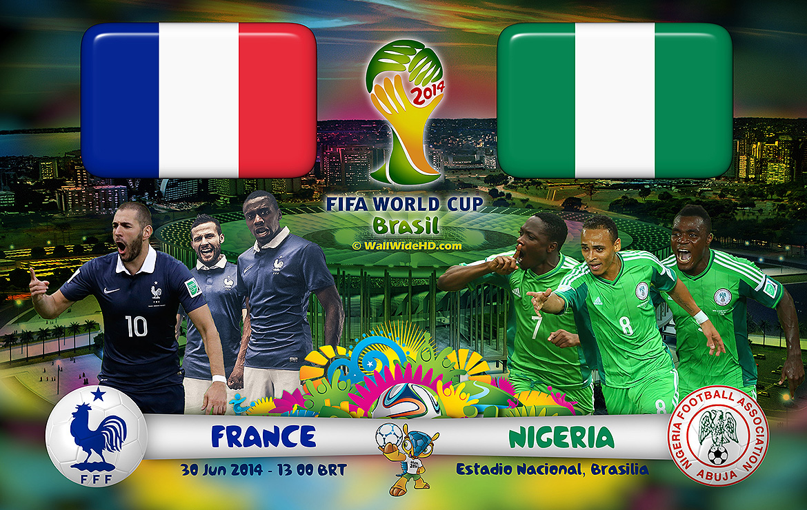 quart-de-final-france-nigeria-coupe-du-monde-2014