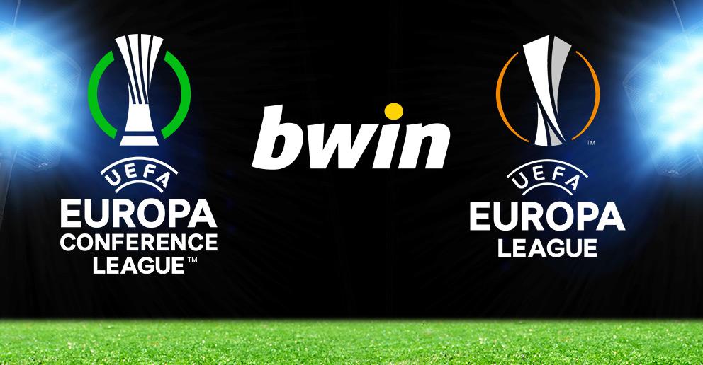 Bwin devient le partenaire officiel de l'UEFA Europa Ligue et de l'Europa Conference League