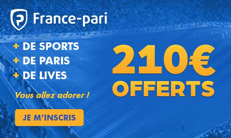 France Pari Sportif en ligne : France Pari